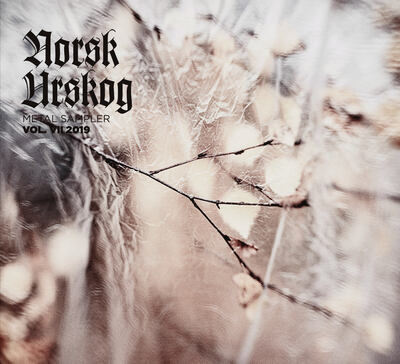 Norsk Urskog Metal Sampler, Vol VII 2019 cover